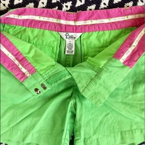 Lilly Pulitzer women's shorts size 4